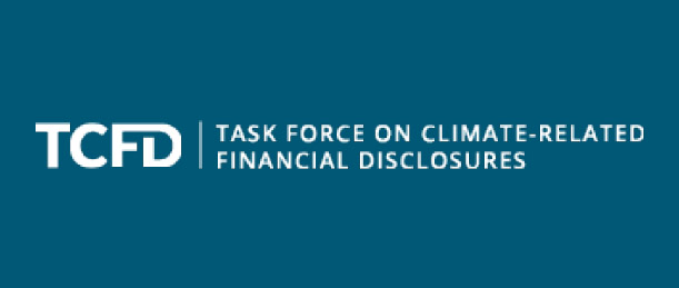 The Task Force on Climate-related Financial Disclosures (TCFD) icon