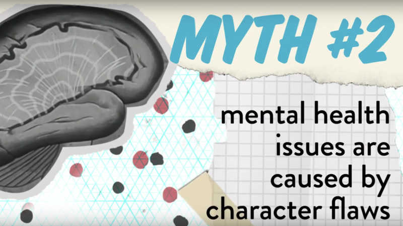 5 Myths About Mental Health