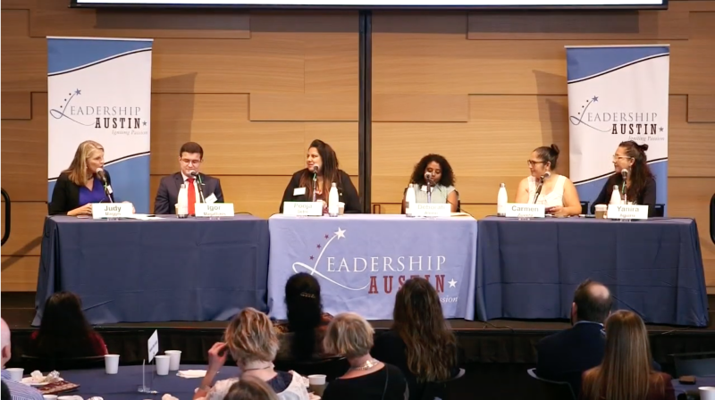 Leadership Austin: Immigration, Boundaries and Borders