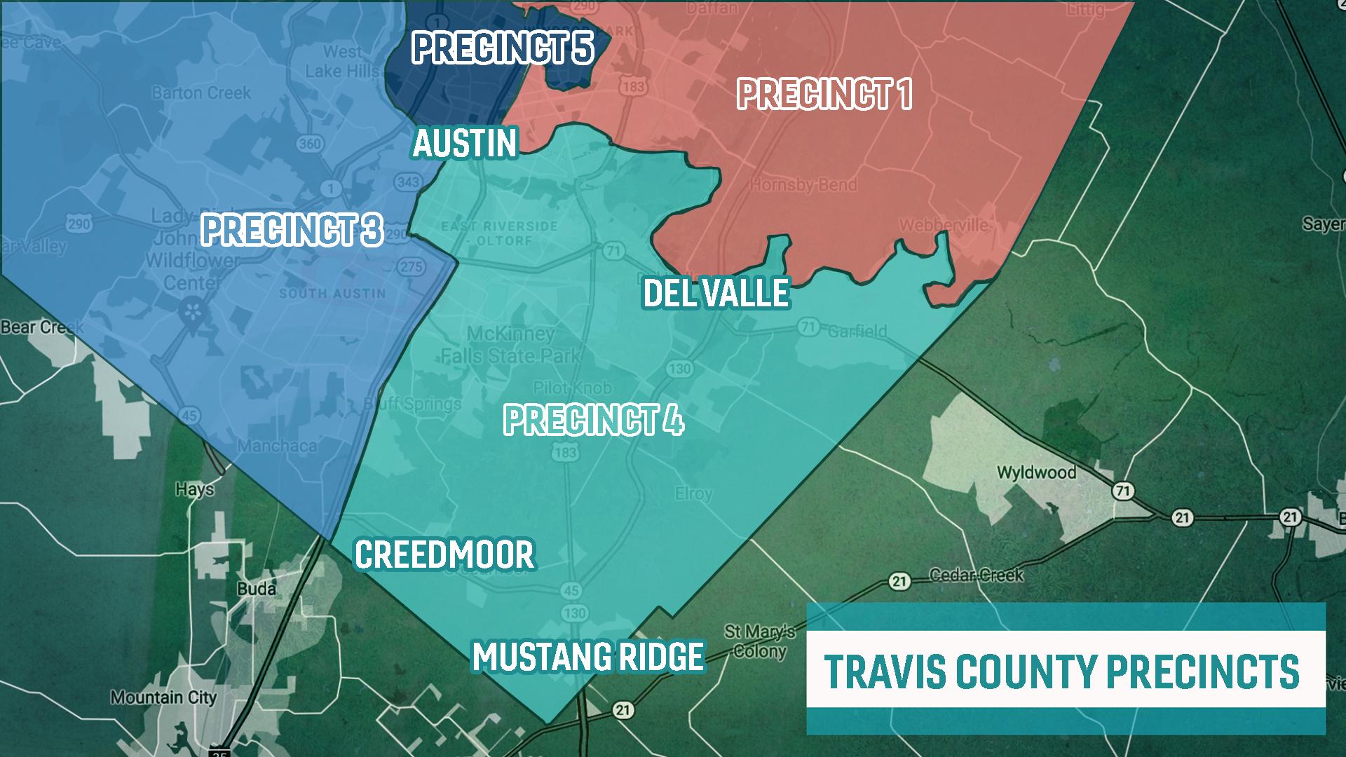 TRAVIS COUNTY PRECINCT MAP (1)