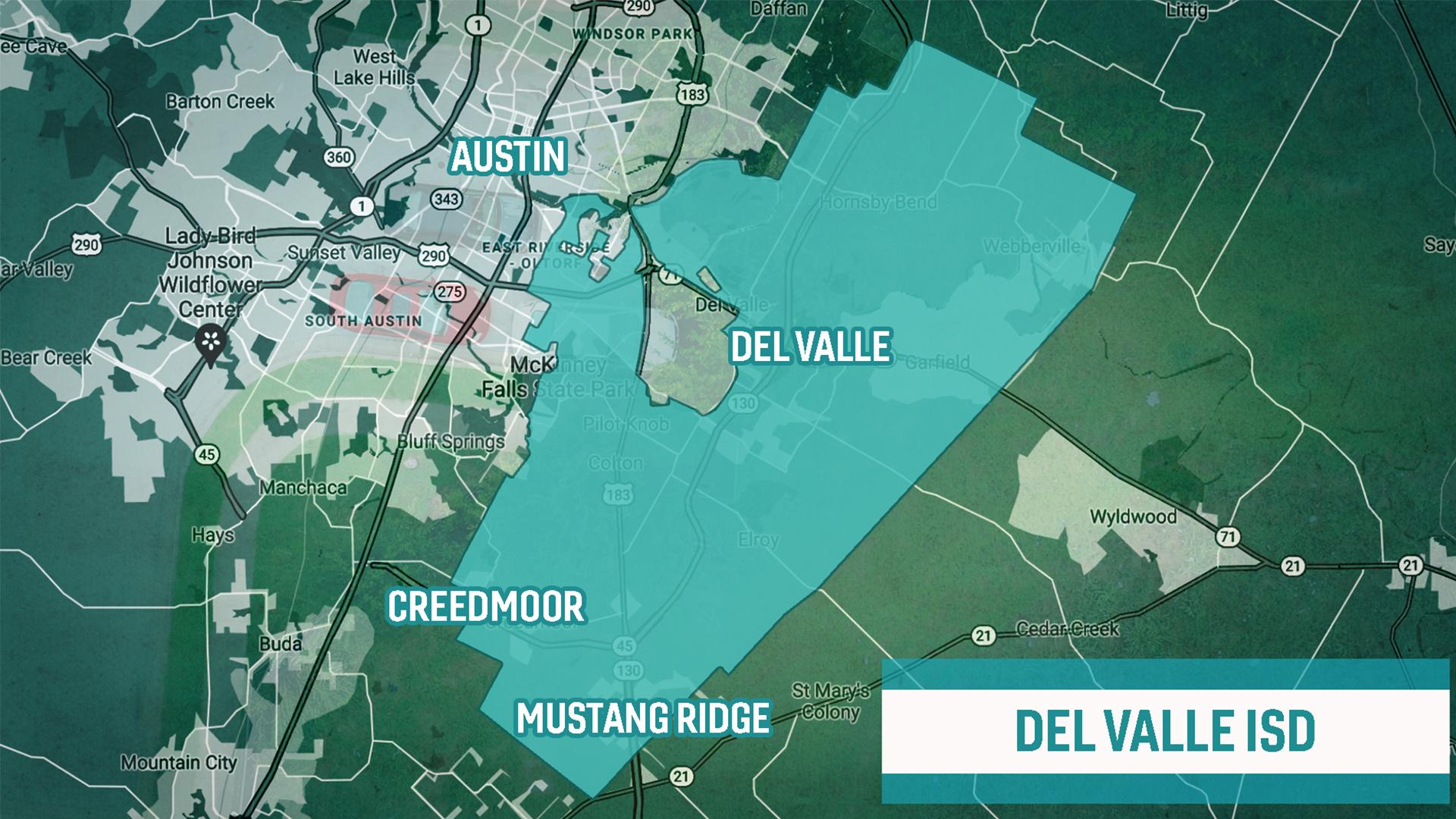DVISD MAP