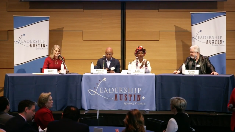 Leadership Austin: Can We Build a Beloved Community and Keep Austin Weird?