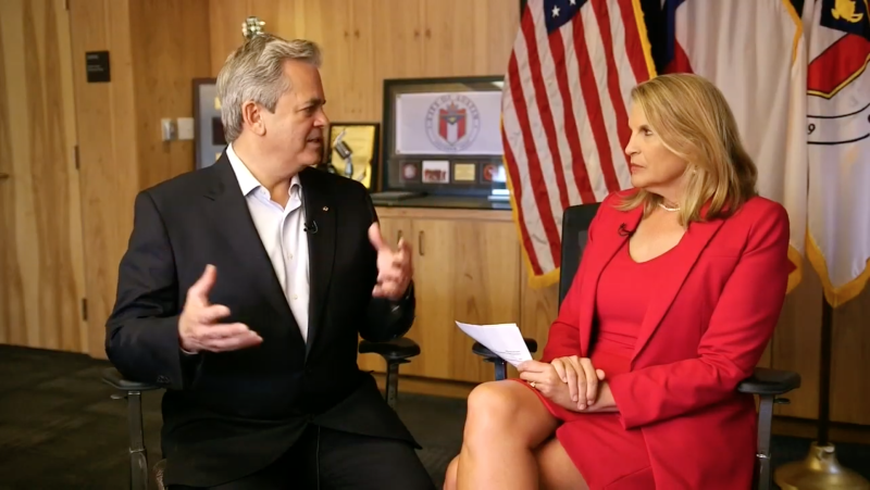 Decibel Dialogue: Mayor Steve Adler