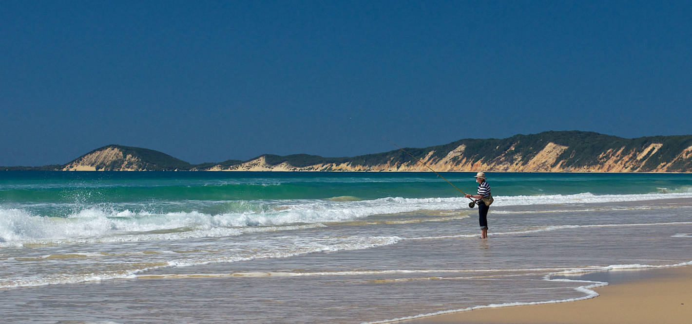 Best places to fish on the Sunshine Coast