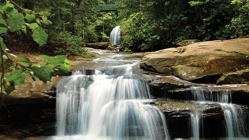 Serenity Falls in Buderim