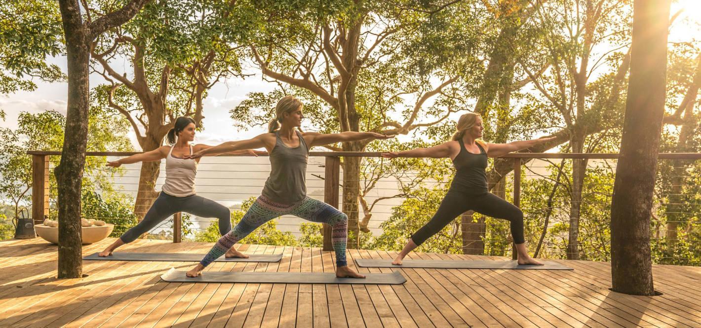 Reset with a wellness escape on the Sunshine Coast