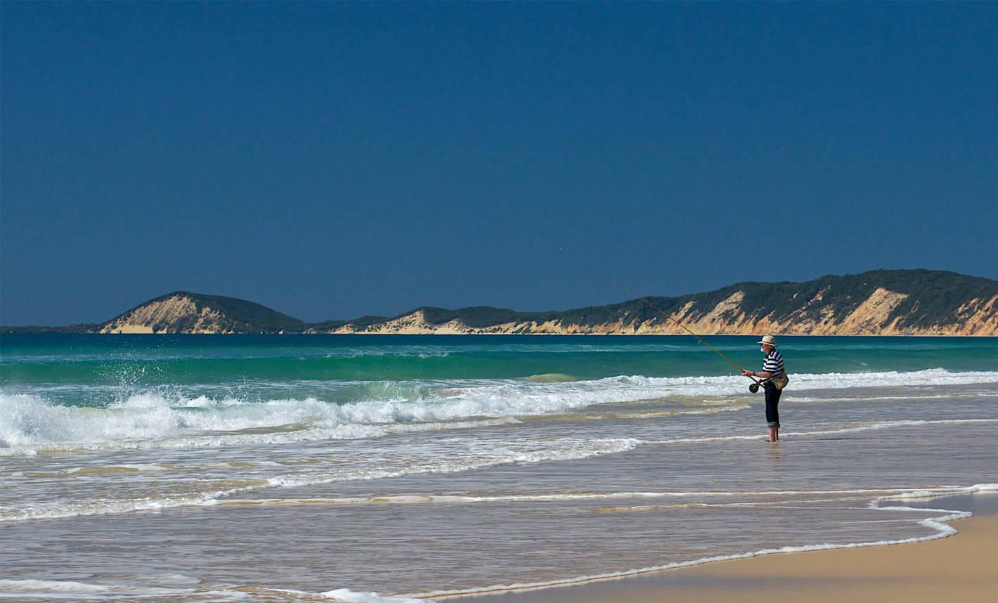 The best Sunshine Coast fishing adventures