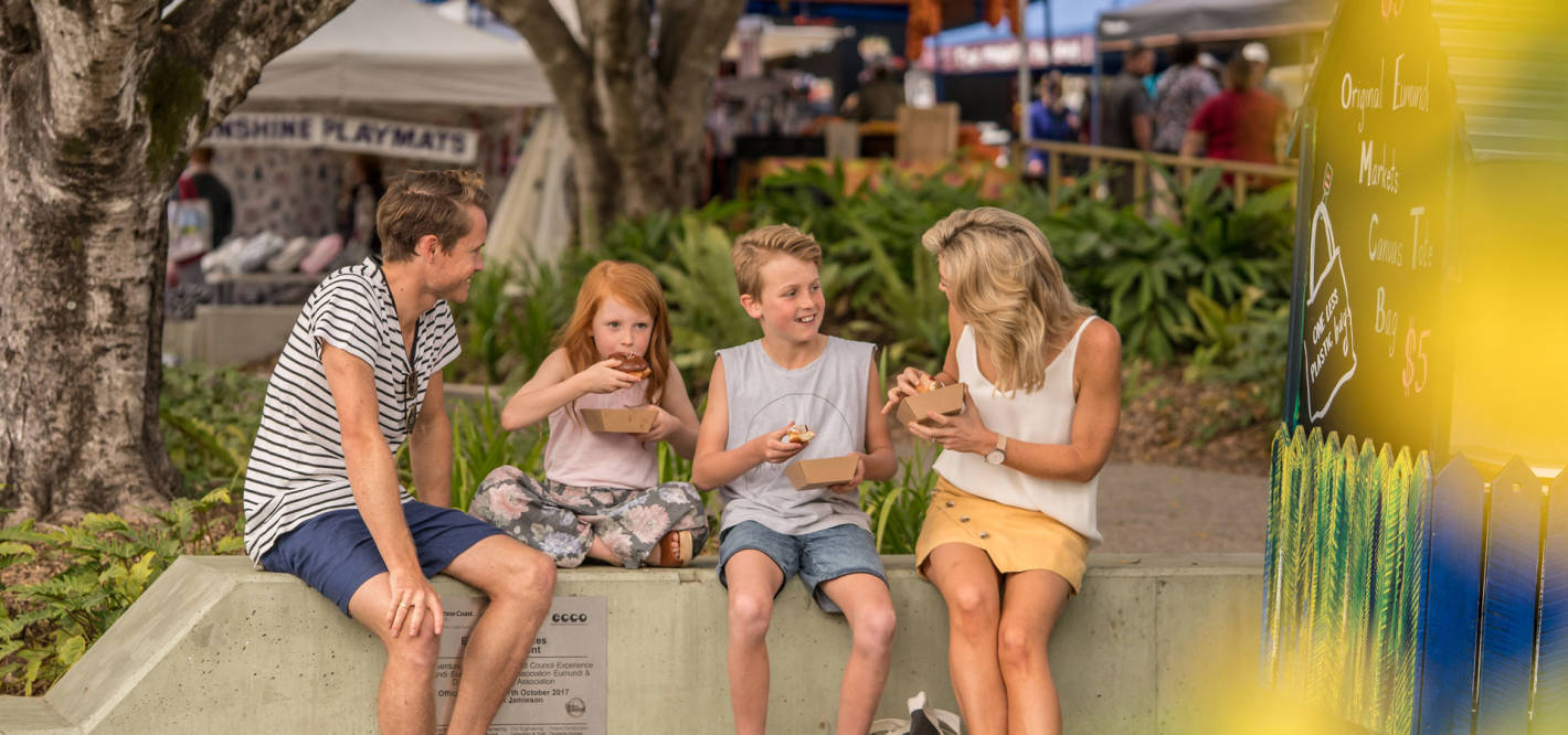 A cultural getaway to the Eumundi countryside