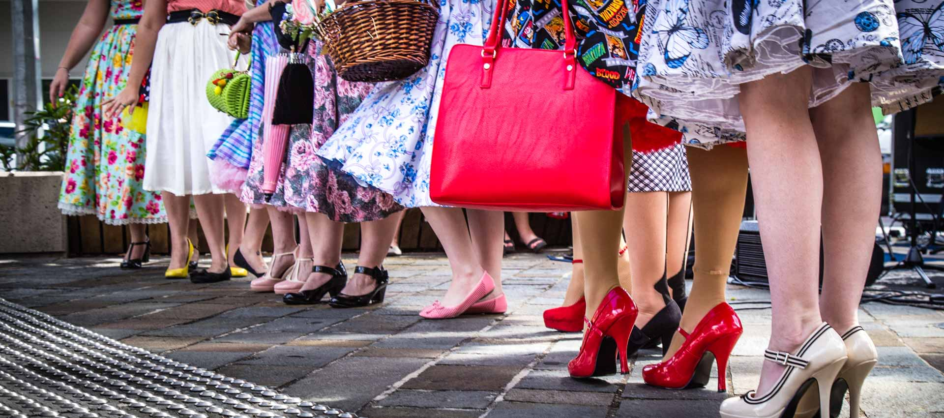 Discover Nambour's vintage and retro trail