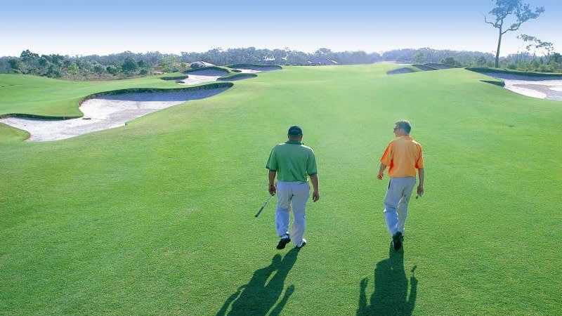 Day 1 - Golf - Pelican Waters