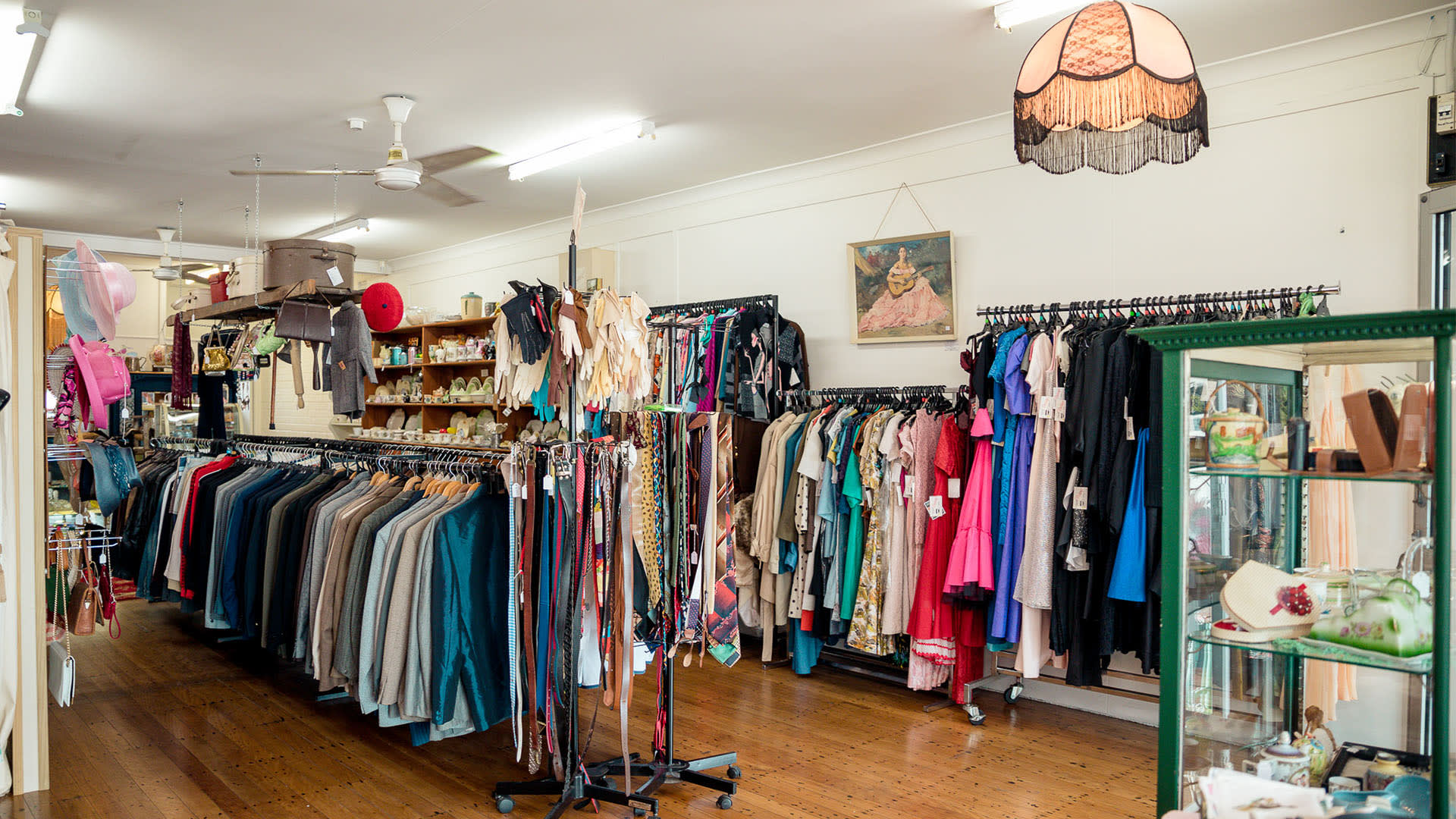 Vintage & upcycle heaven in Nambour