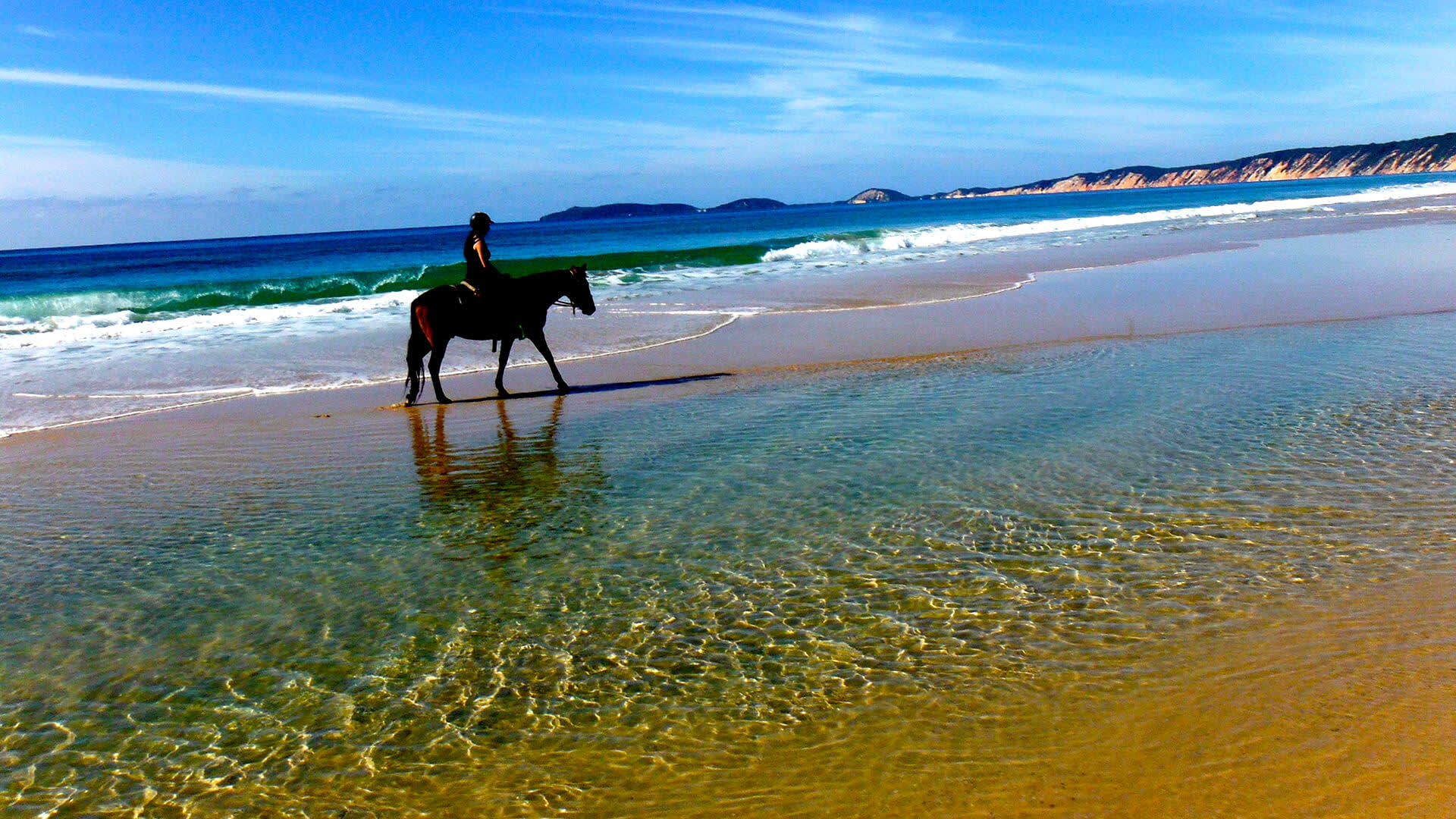 3 places to go horse riding in and around Gympie