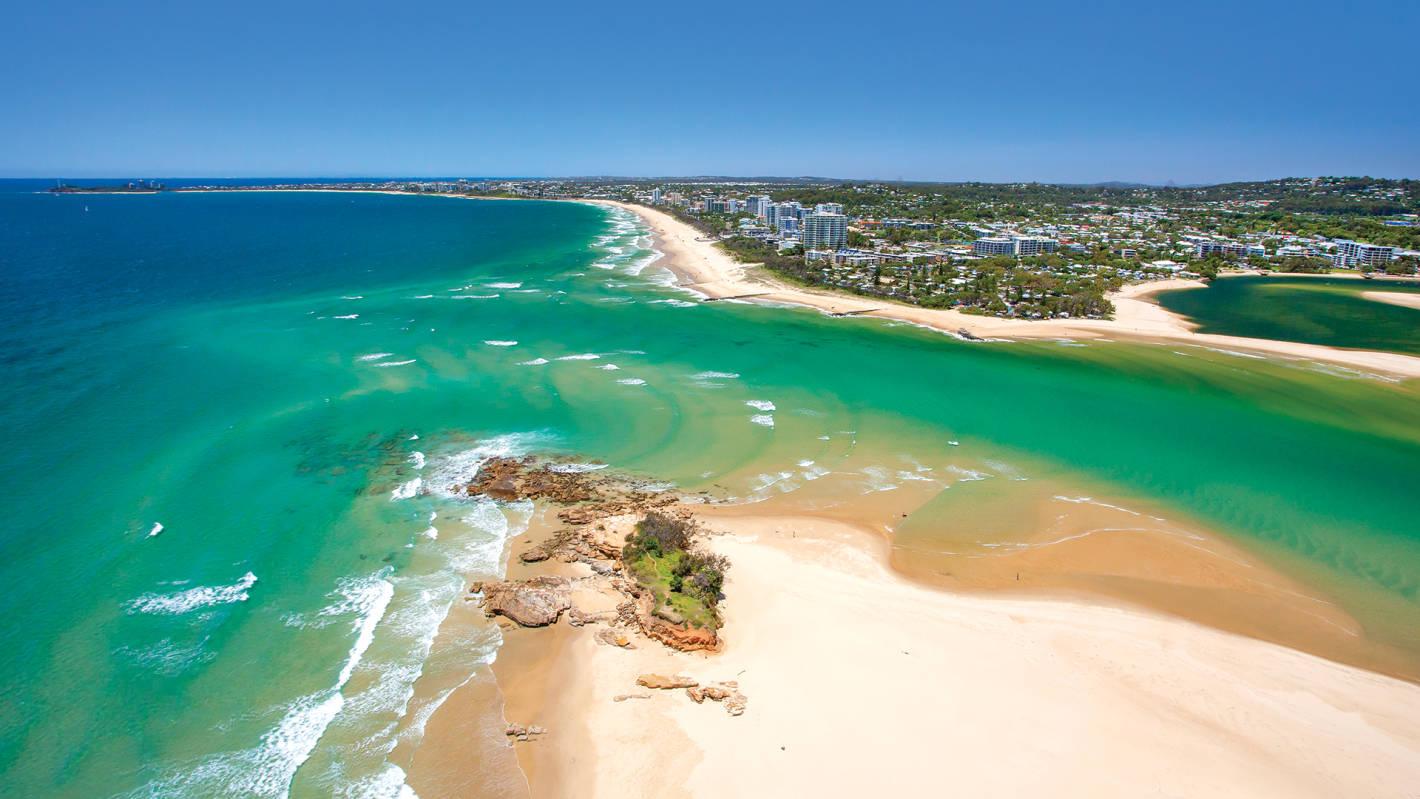 Sunshine for the Soul - Caravanning on the Sunshine Coast