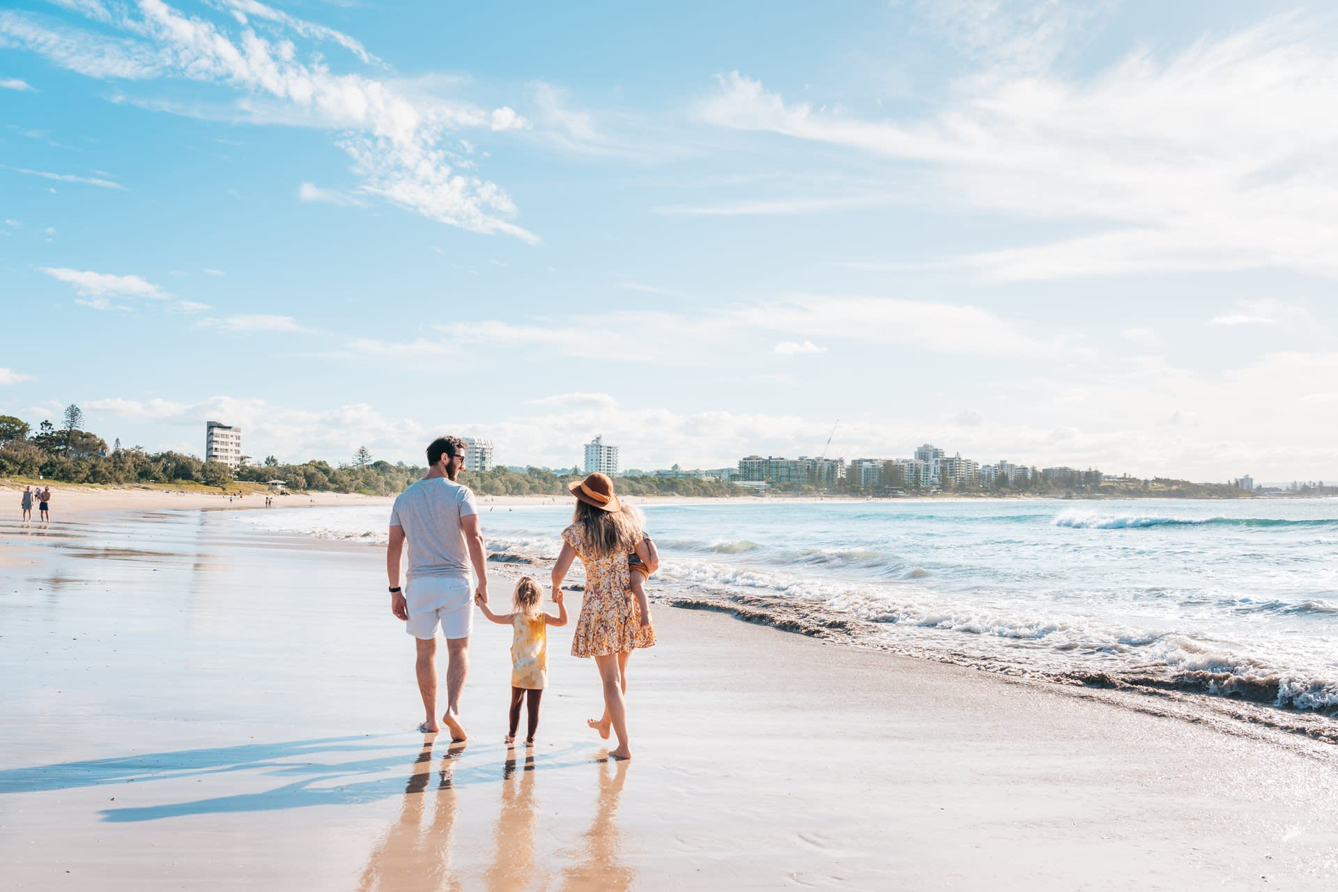 The perfect family day out in Mooloolaba