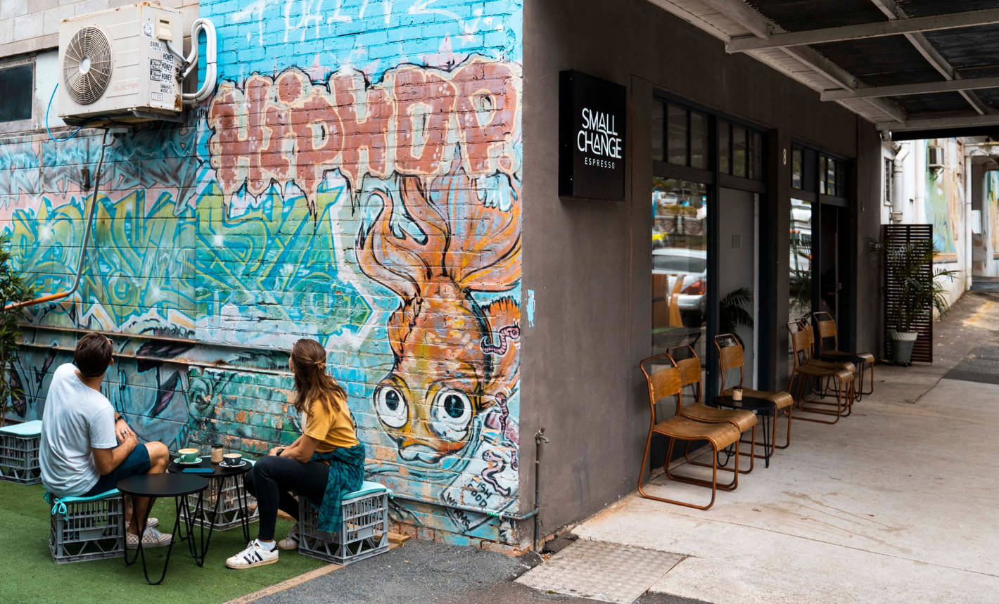 Discover creativity in Nambour