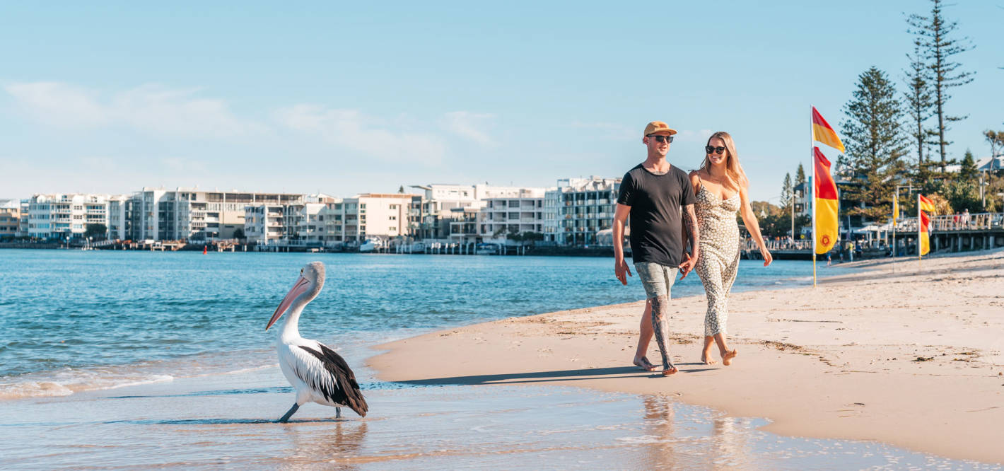 Three nights at the Southern Gateway to the Sunshine Coast