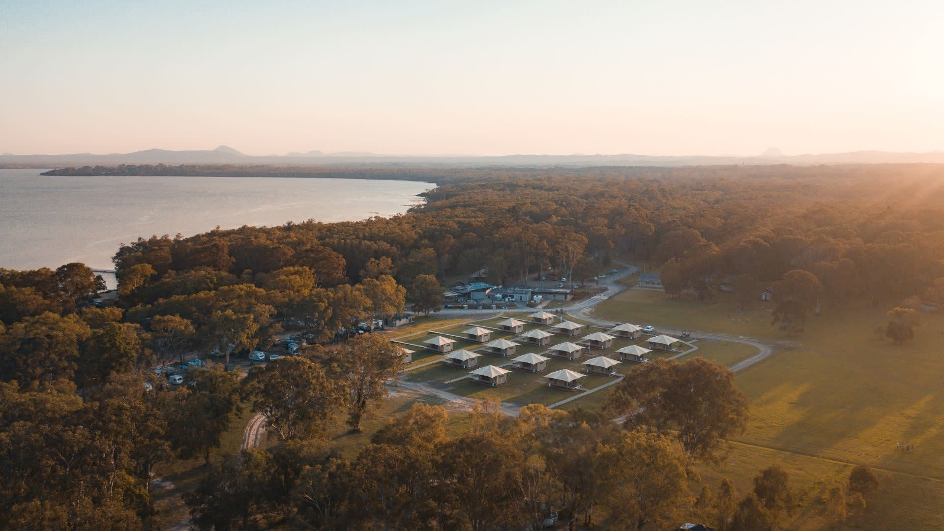 Embrace a simpler existence at these secluded Sunshine Coast camp spots