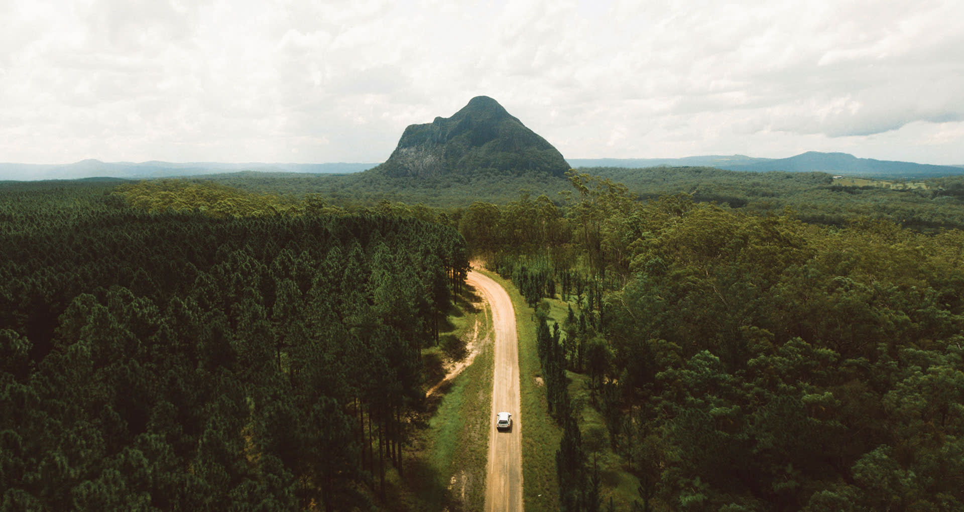 How to see the Glass House Mountains without climbing
