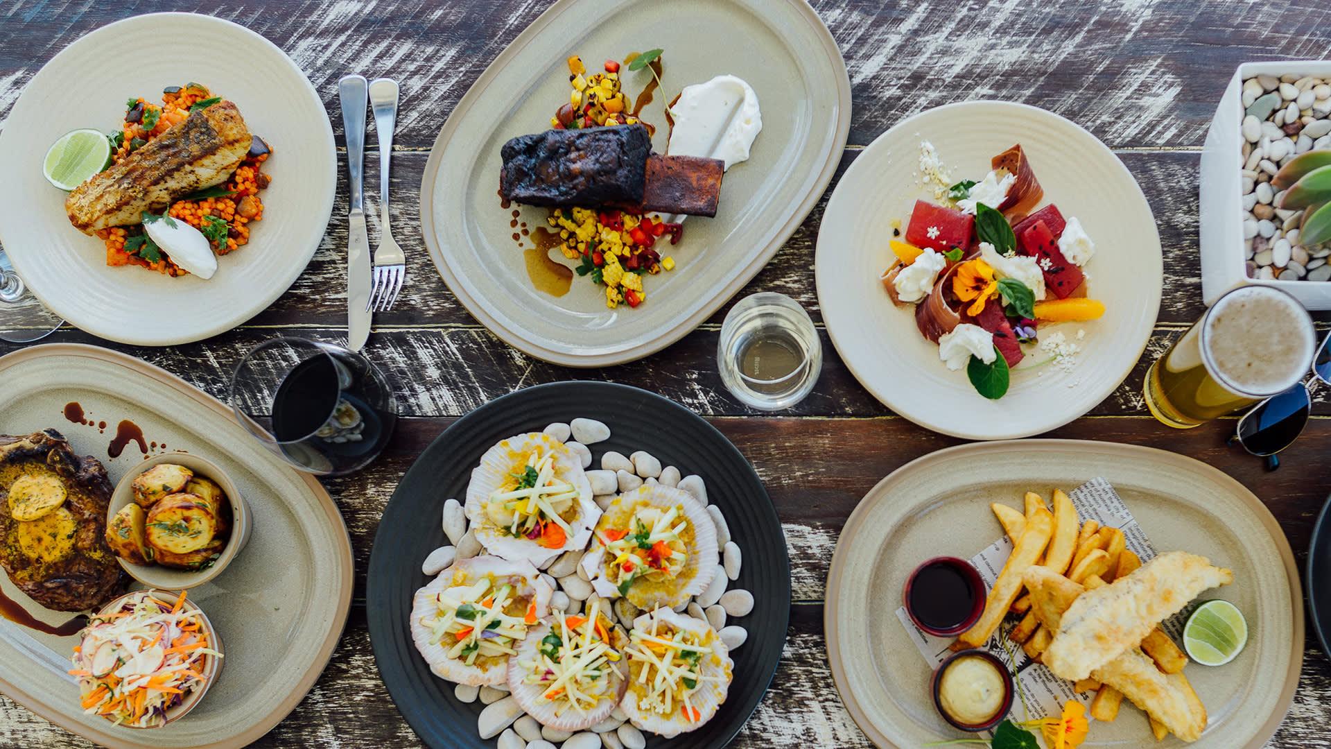 8 Sunshine Coast degustation dinners