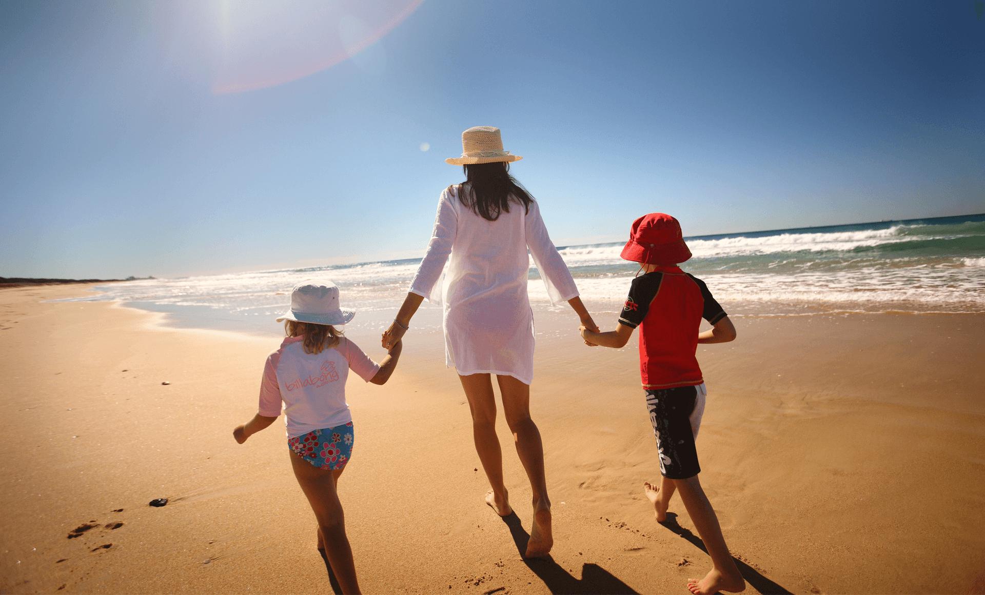 Family holidays made easy on the Sunshine Coast