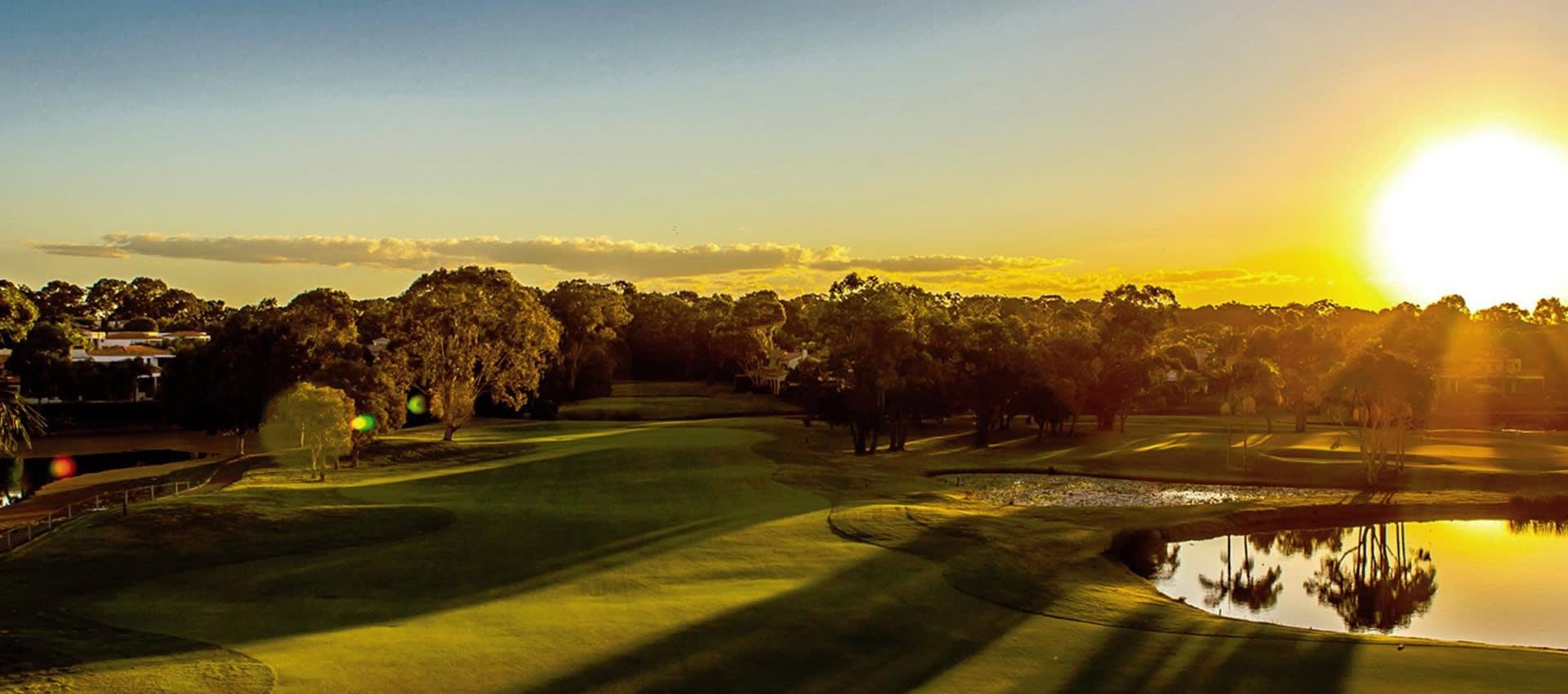 Sunshine Coast golf courses