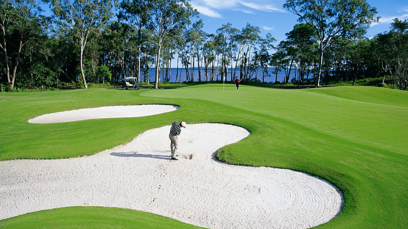Golfer's dream 4-day itinerary