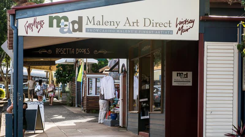 Maleny Art Direct.