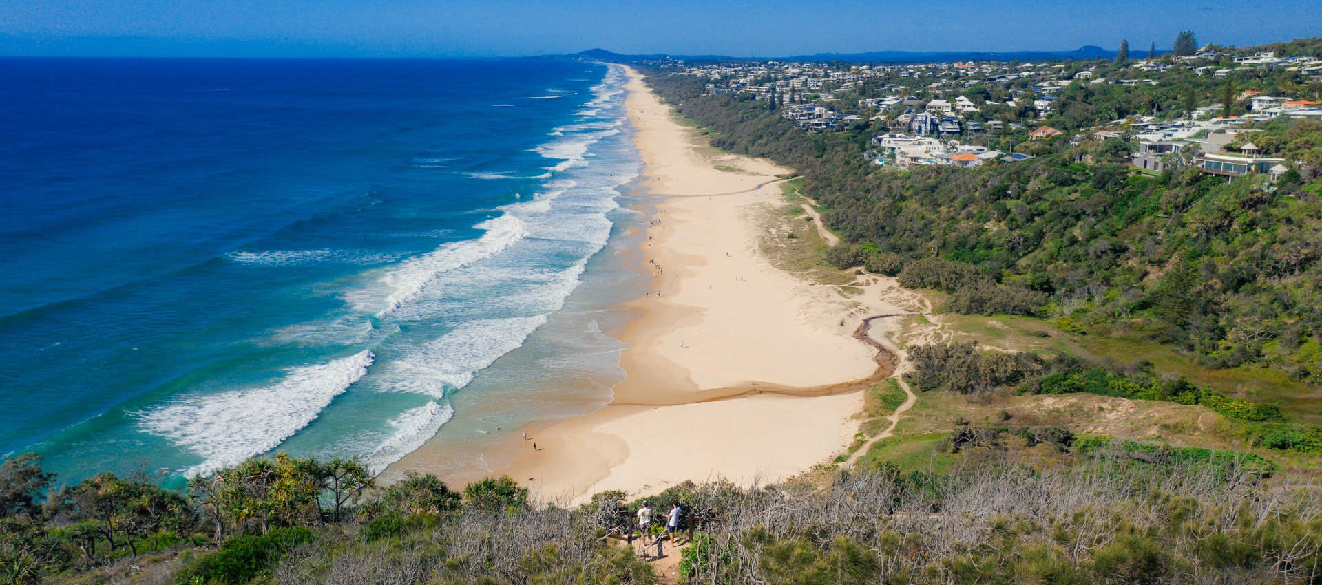 7 Sunshine Coast beaches in 7 sunshine-filled days
