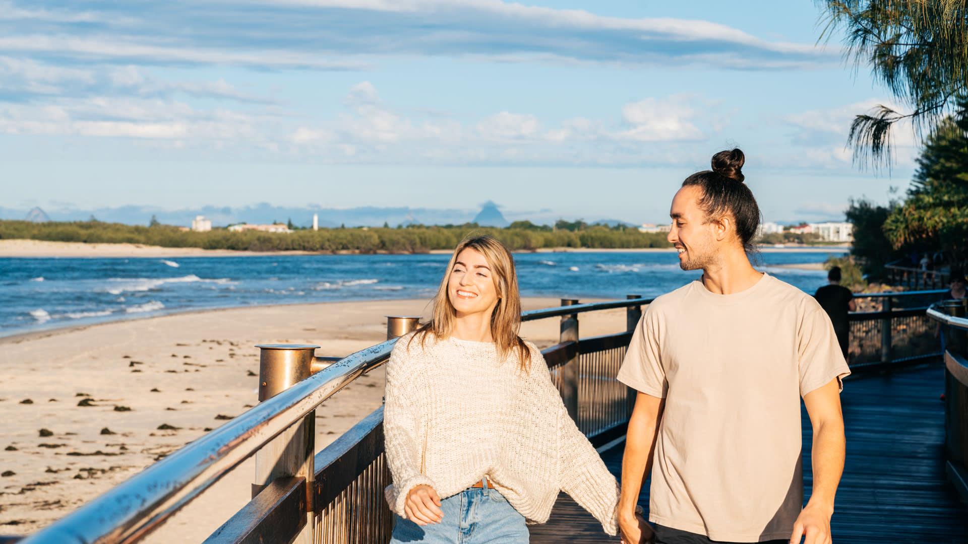 The perfect Sunshine Coast escape