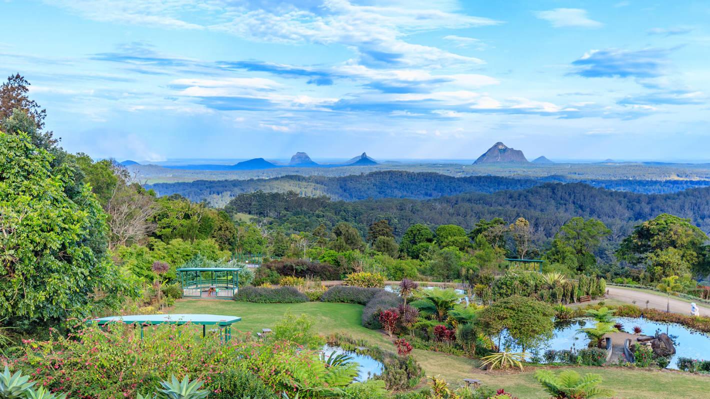 Take a Garden Tour of the Sunshine Coast
