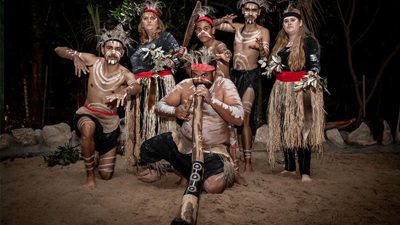 Heritage, native history and bushtucker