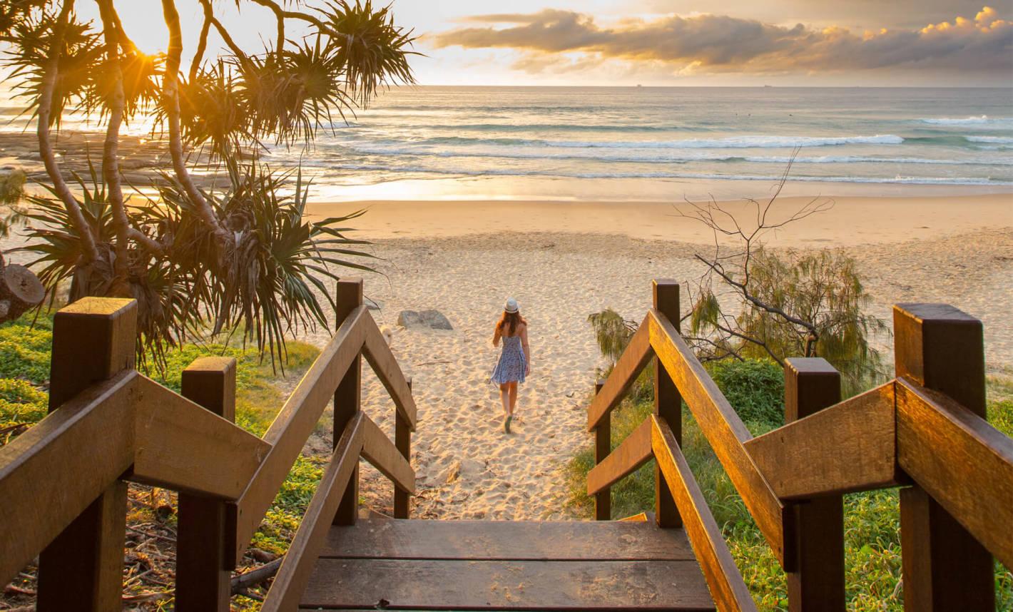 Discover Caloundra's beaches