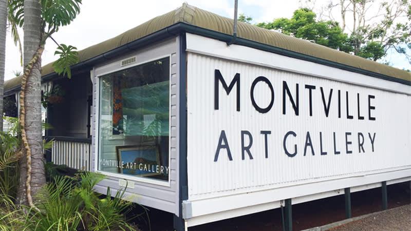 Montville Art Gallery.