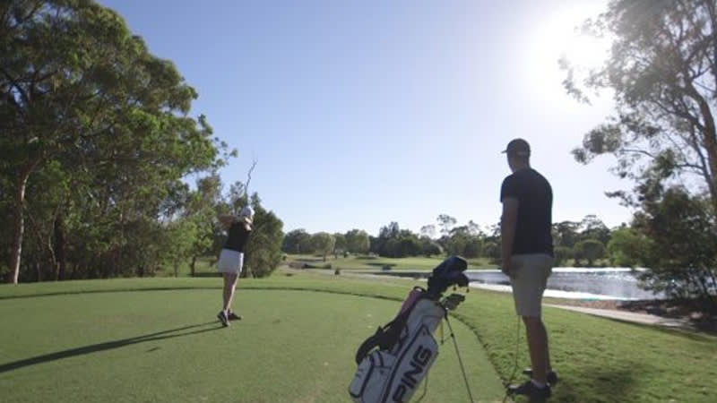 Day 3 - Mount Coolum Golf Course