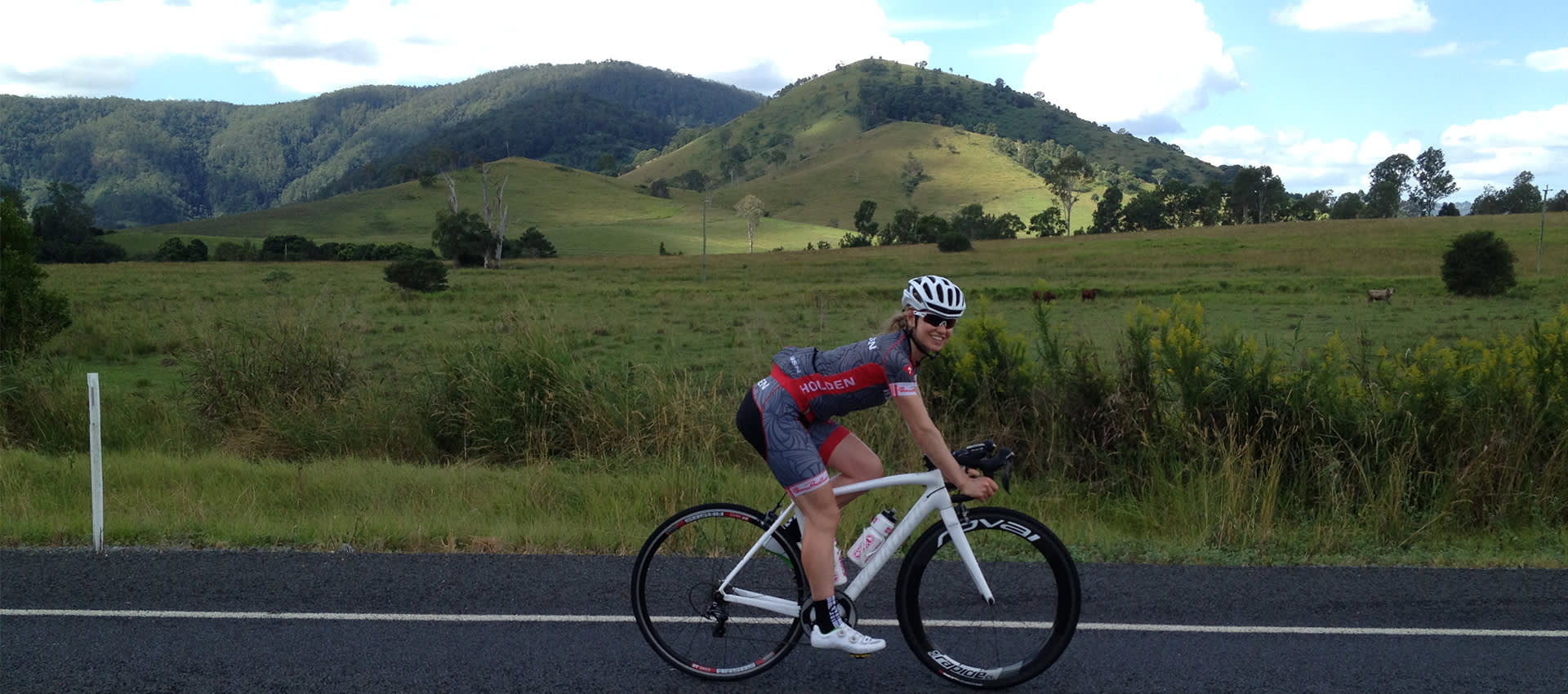 Cyclist Lucy Coldwell's guide to the Sunshine Coast