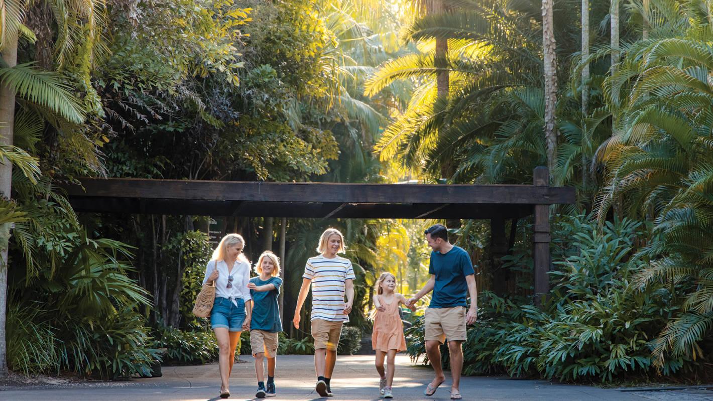 Spring into the school holidays on the Sunshine Coast