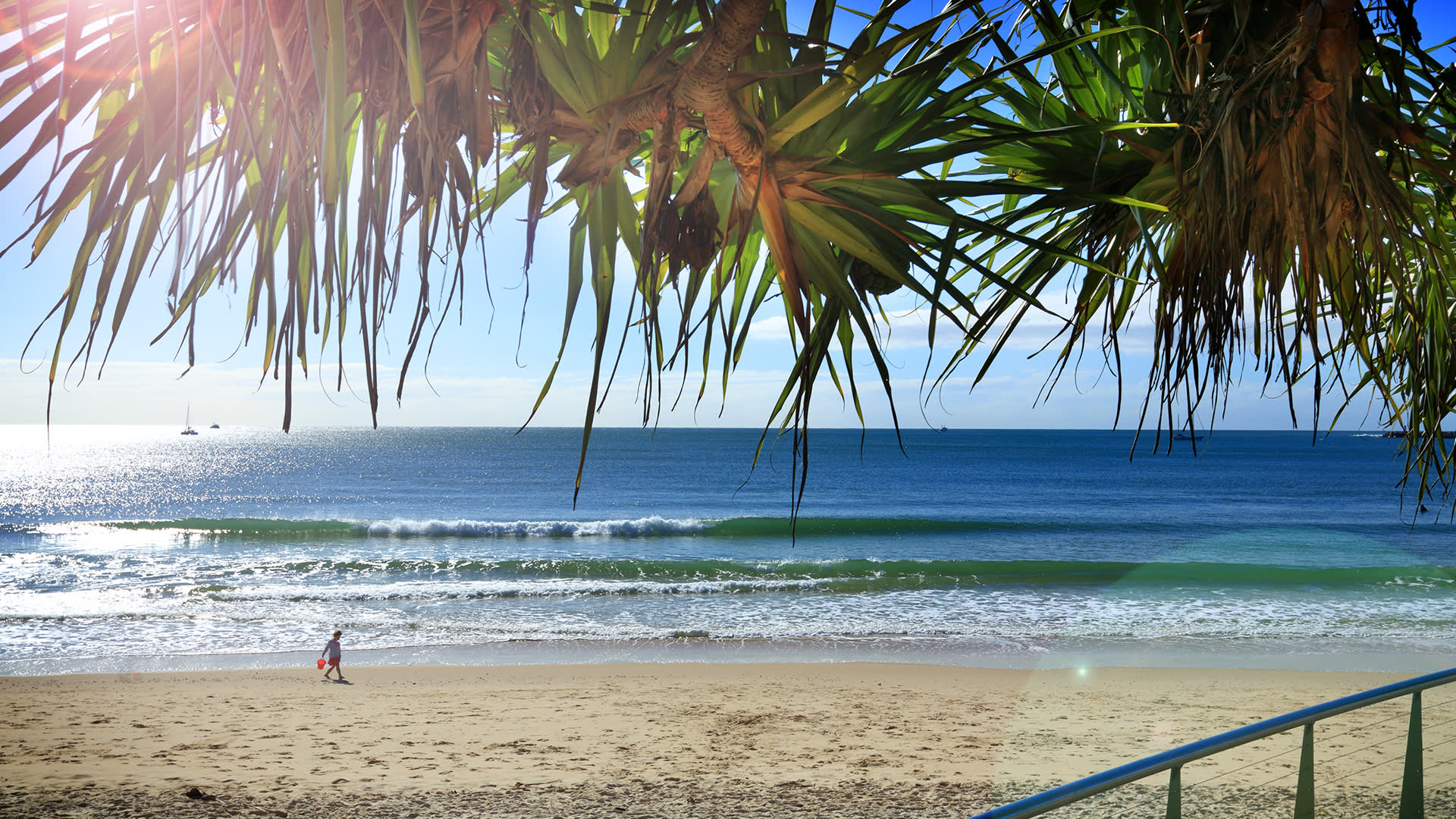 Chase an endless summer on the Sunshine Coast