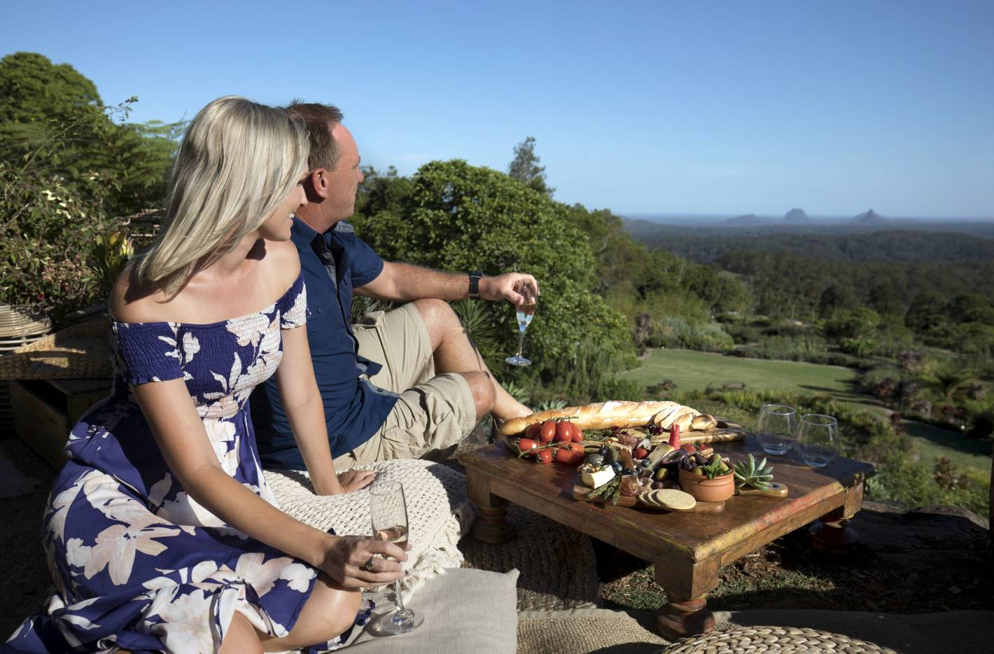 A long weekend on the Sunshine Coast