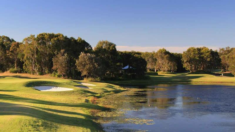 Day 2 - Twin Waters Golf Club