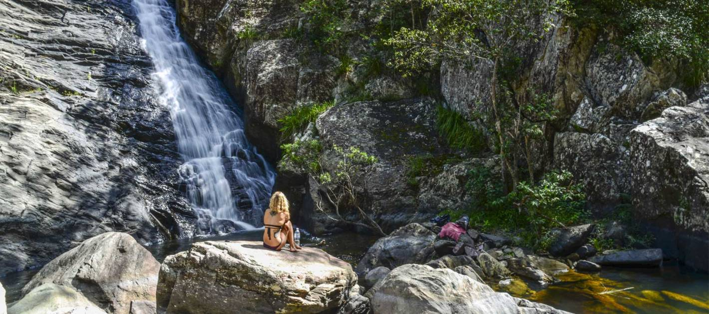 Secret swimming holes of the Mary Valley