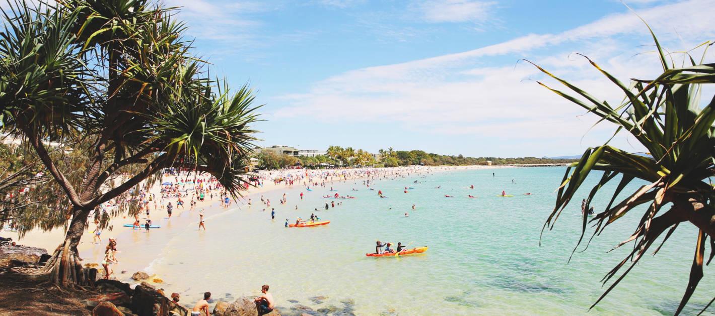 A great long weekend on the Sunshine Coast
