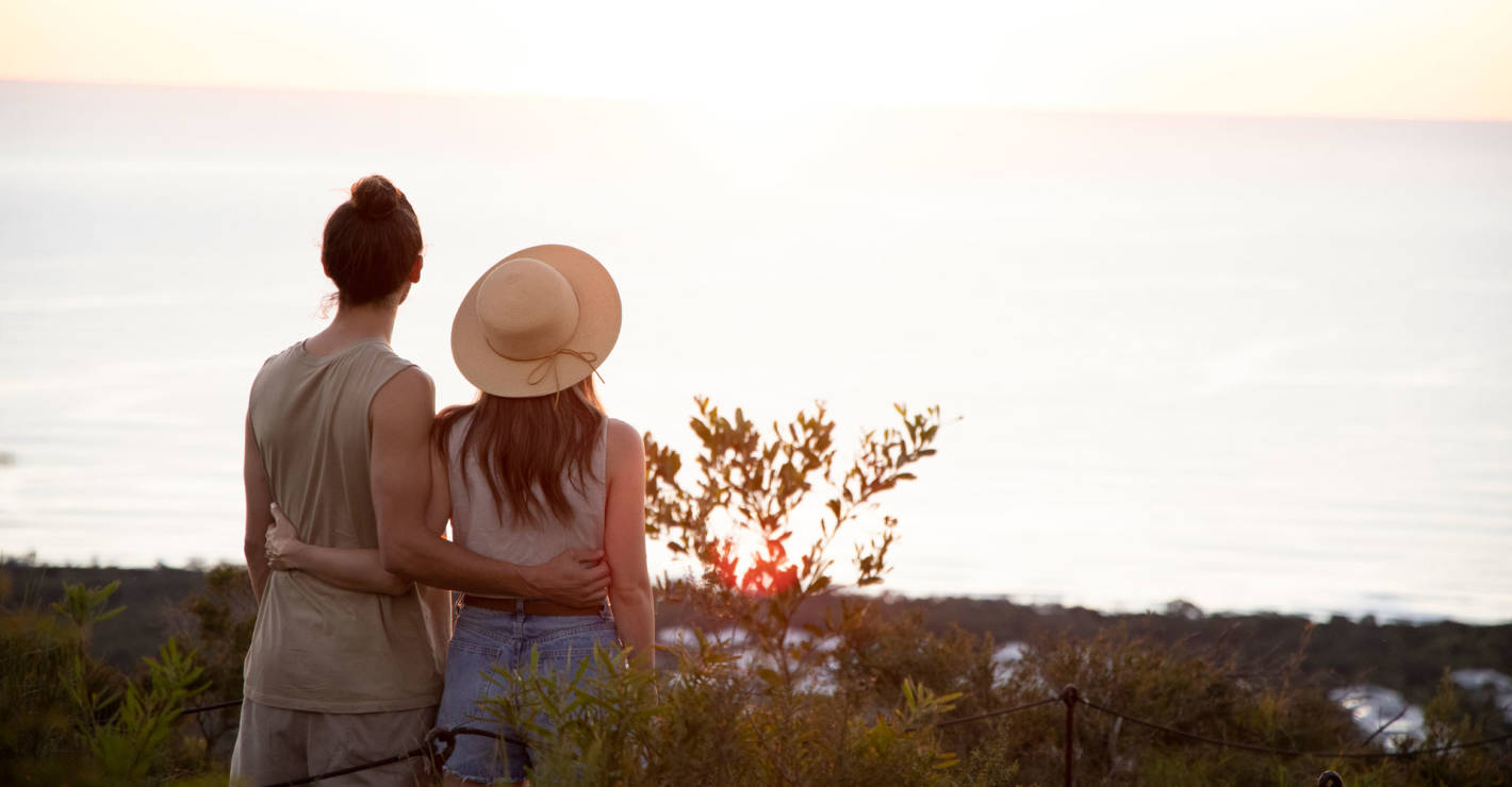 Get loved-up in the Sunshine Coast Hinterland