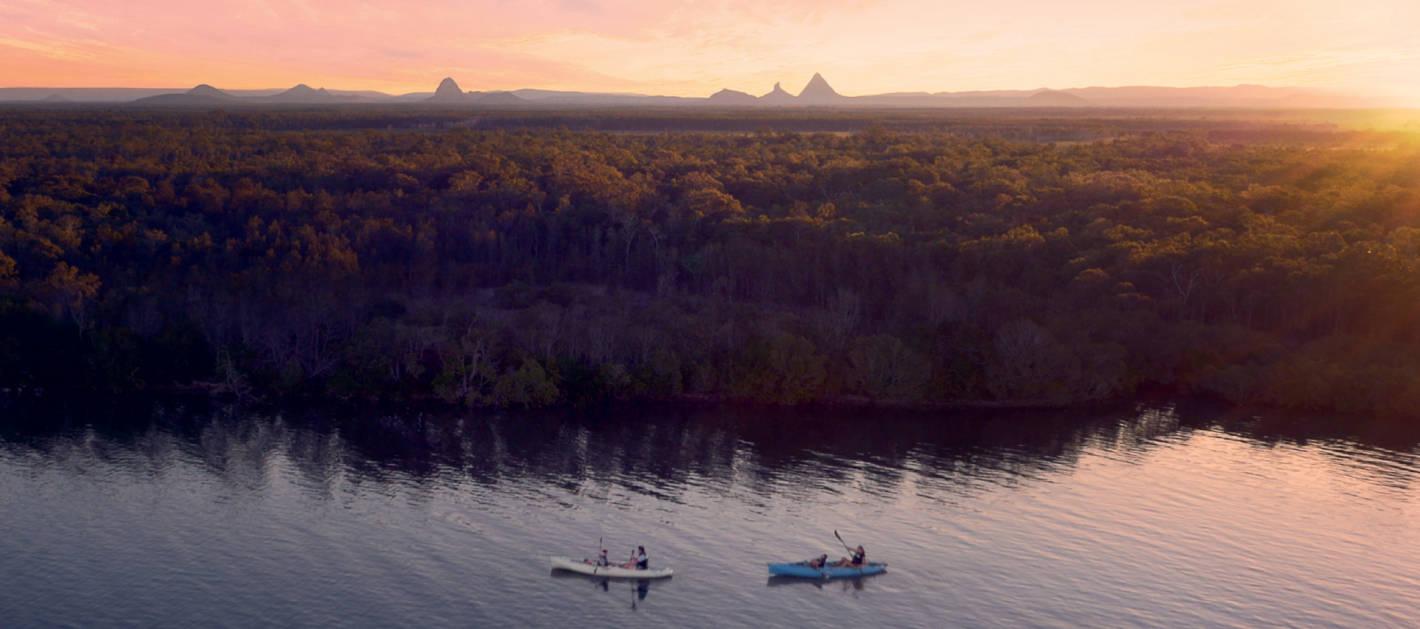 Visit the Sunshine Coast's Wonders of Nature