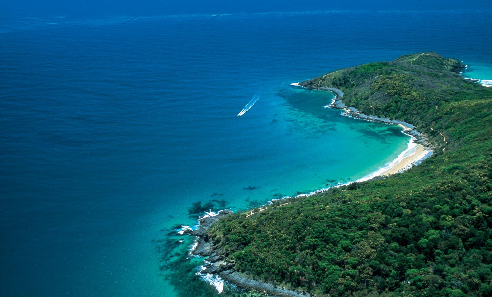 Sunshine Coast best coastal walks