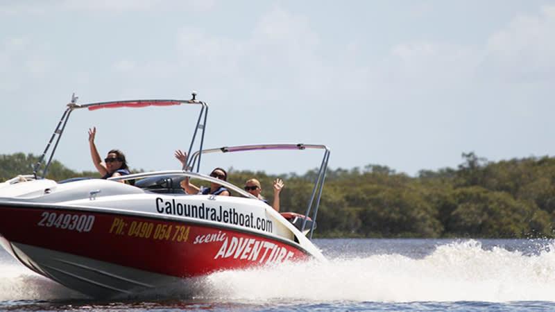 Caloundra Jet Boat