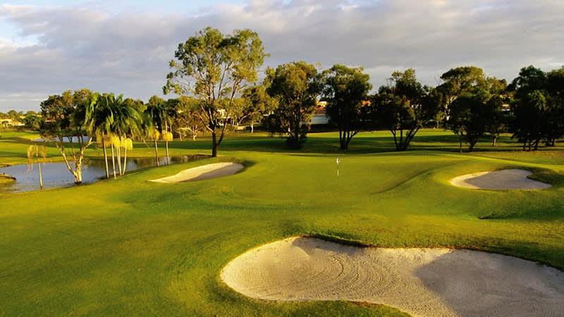 Day 4 - Noosa Spings Golf Resort