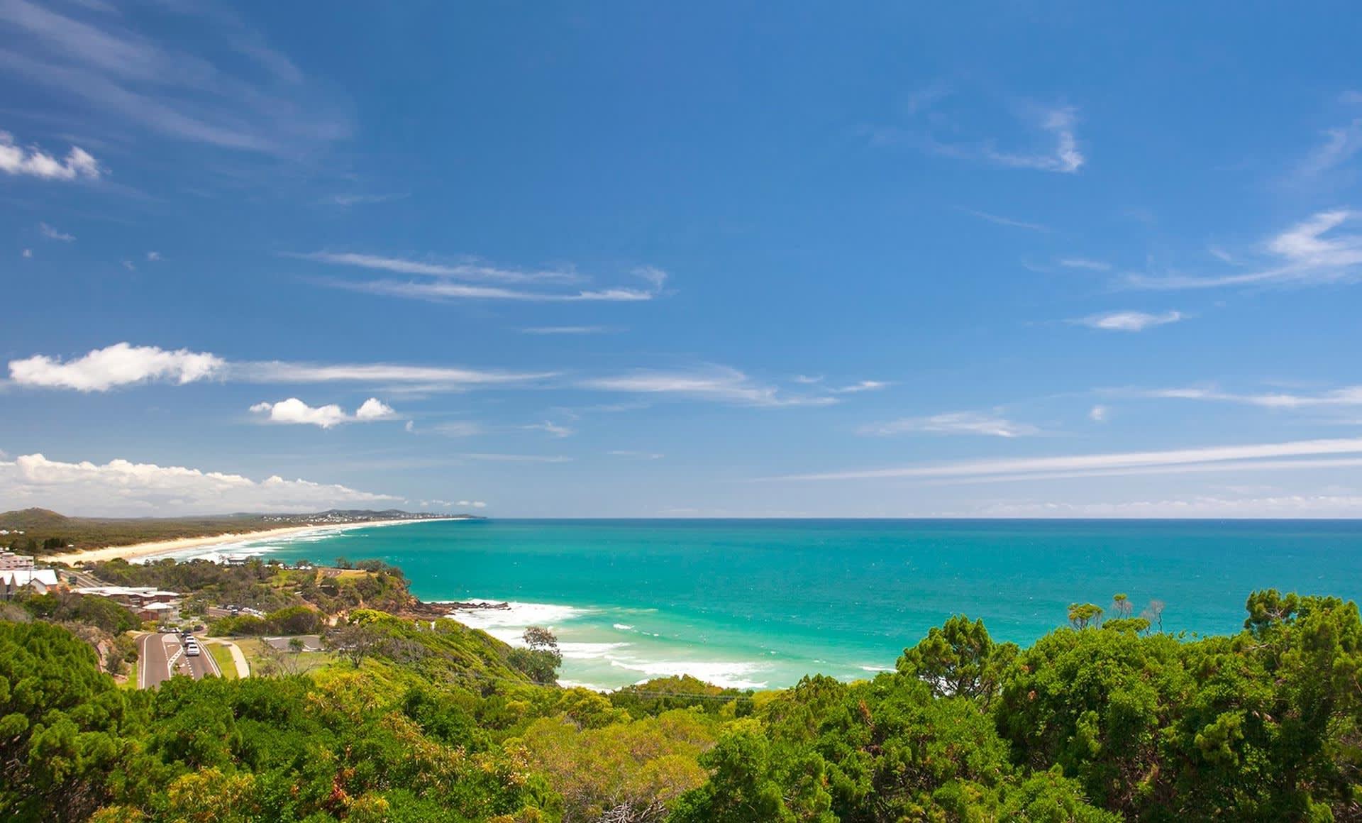 Stunning scenic drives to take around the Sunshine Coast