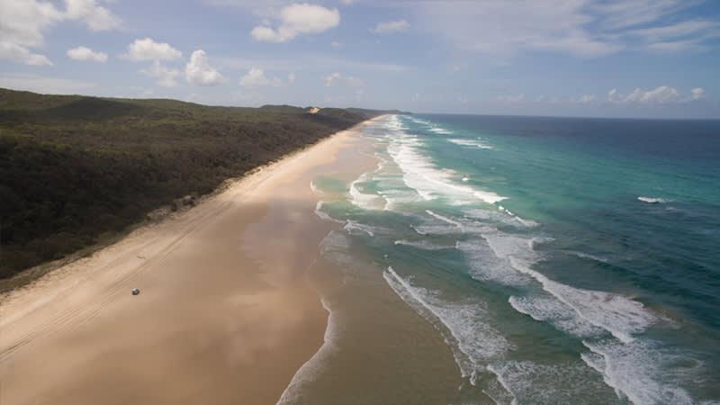 Day 2 - Rainbow Beach