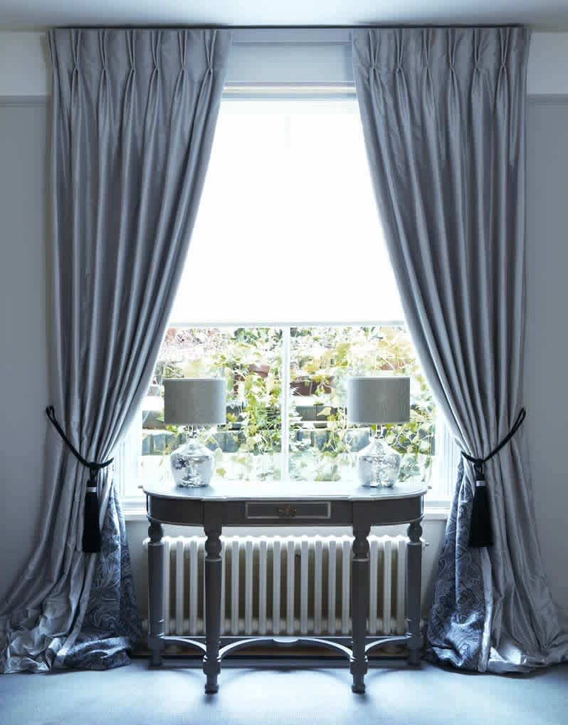 Pinch Pleated Curtains