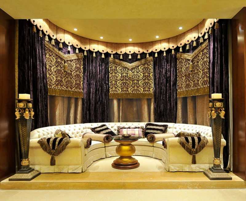Traditional / Decorative / Arabic Curtains